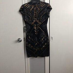 Express Dresses - Express Sequin Dress